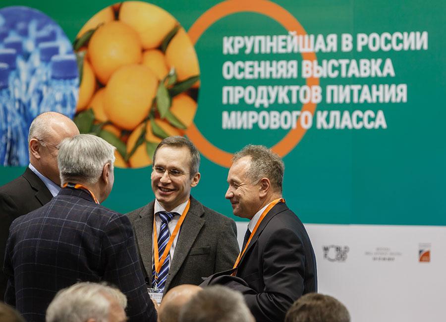 Пресс-релиз: В Москве пройдет 30-ая юбилейная выставка продуктов питания – WorldFood Moscow 2021